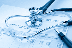 Health insurance benefits outlined.